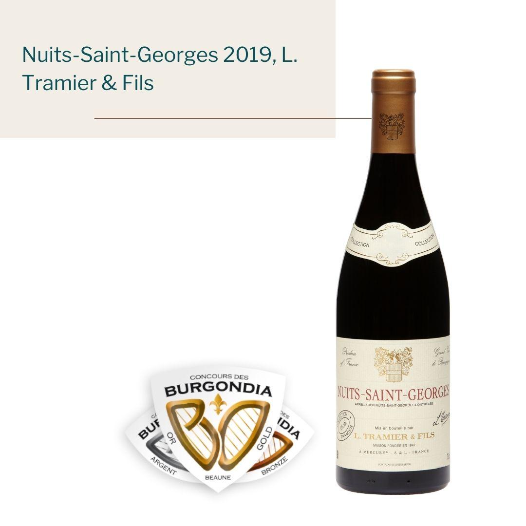Nuits Saint Georges - L. Tramier & Fils