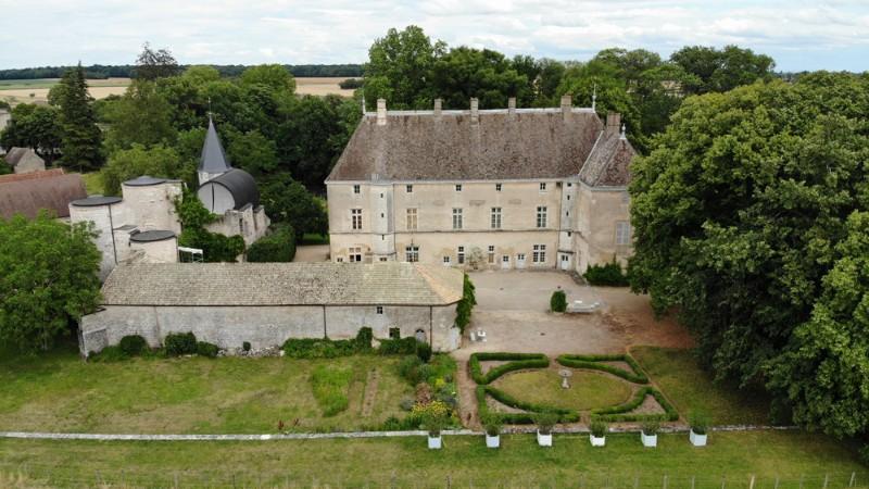 Château de Germolles - Collection Tramier